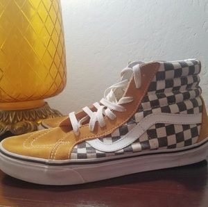 Vans Shoes - Limited Edition High Top Vans 0c27d207f4c7